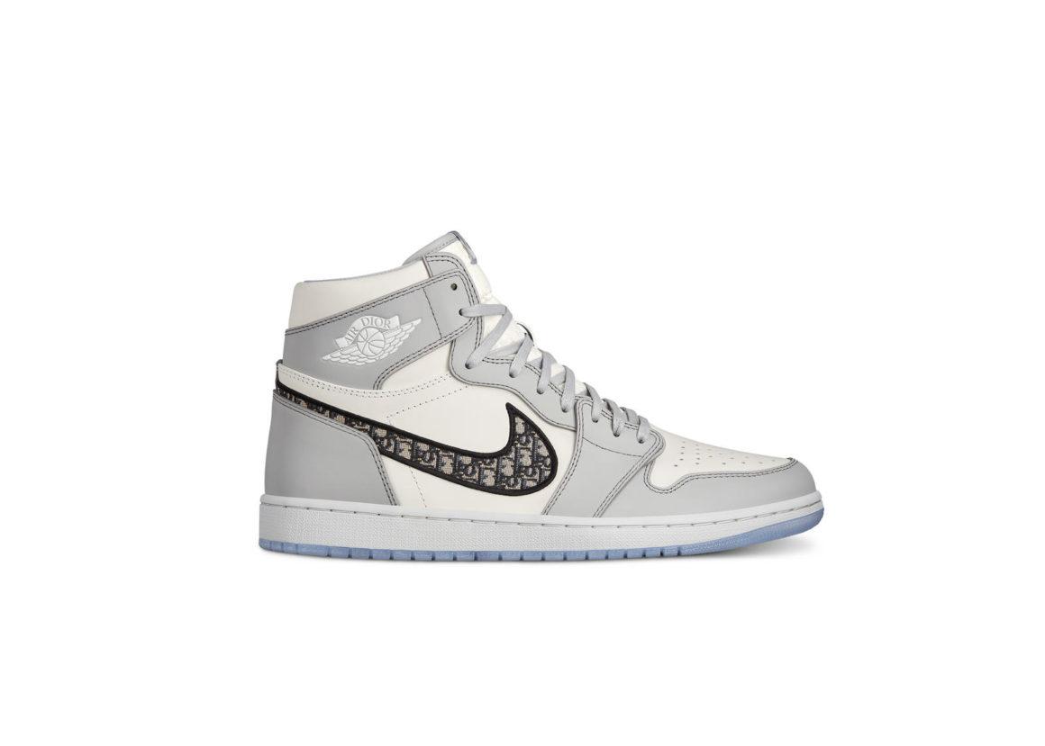 Air Jordan 1 High x Dior