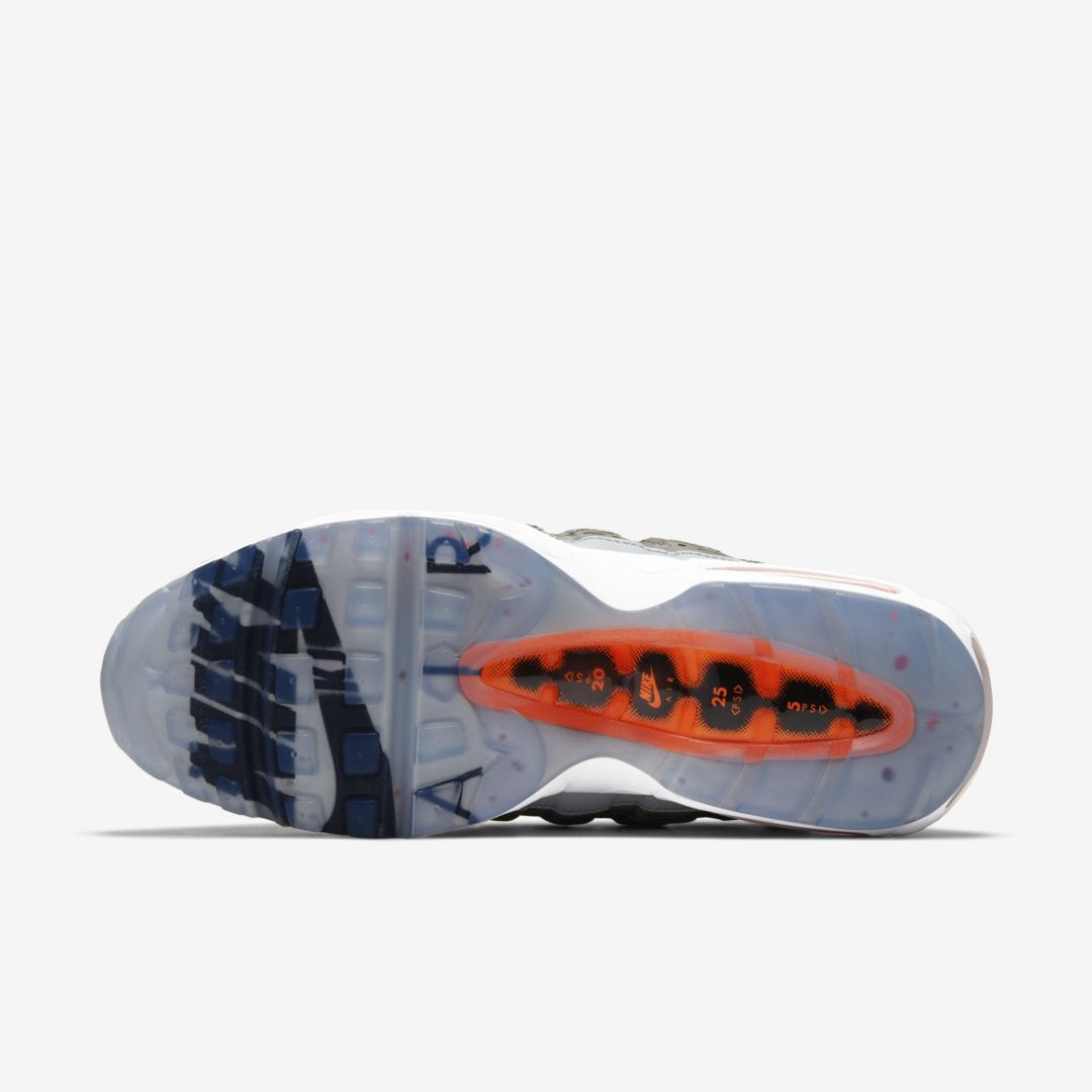 Kim Jones x Nike Air Max 95 Total Orange DD1871-001