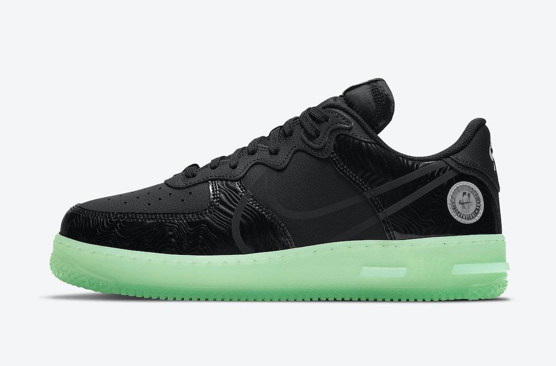 Nike Air Force 1 React All Star 2021 CV2218-001