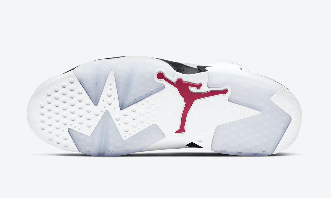 Nike Air Jordan 6 Carmine CT8529-106