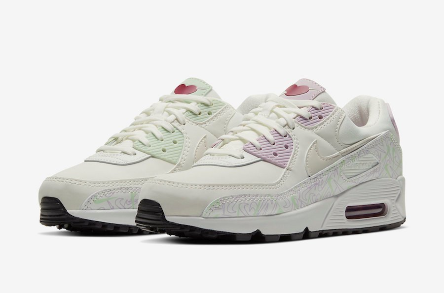 Nike-Air-Max-90-Valentines-Day-CI7395-100