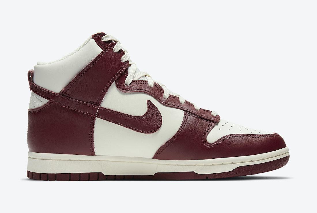Nike Wmns Dunk High DD1869-101
