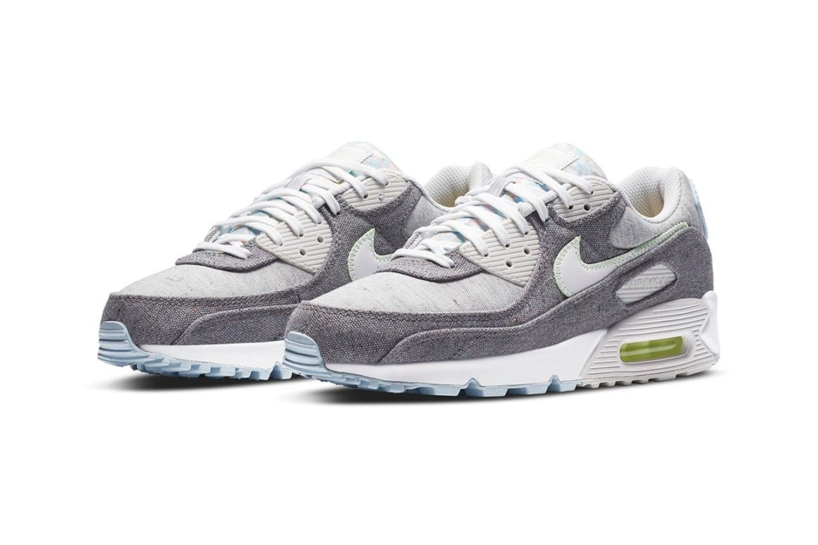 nike_recycled_canvas_air_max_90 CK6467-001
