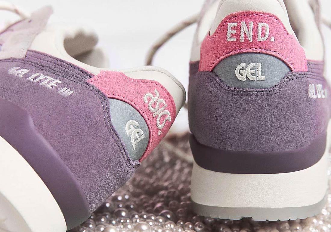 END x Asics Gel Lyte 3 Pearl 1191A356-500