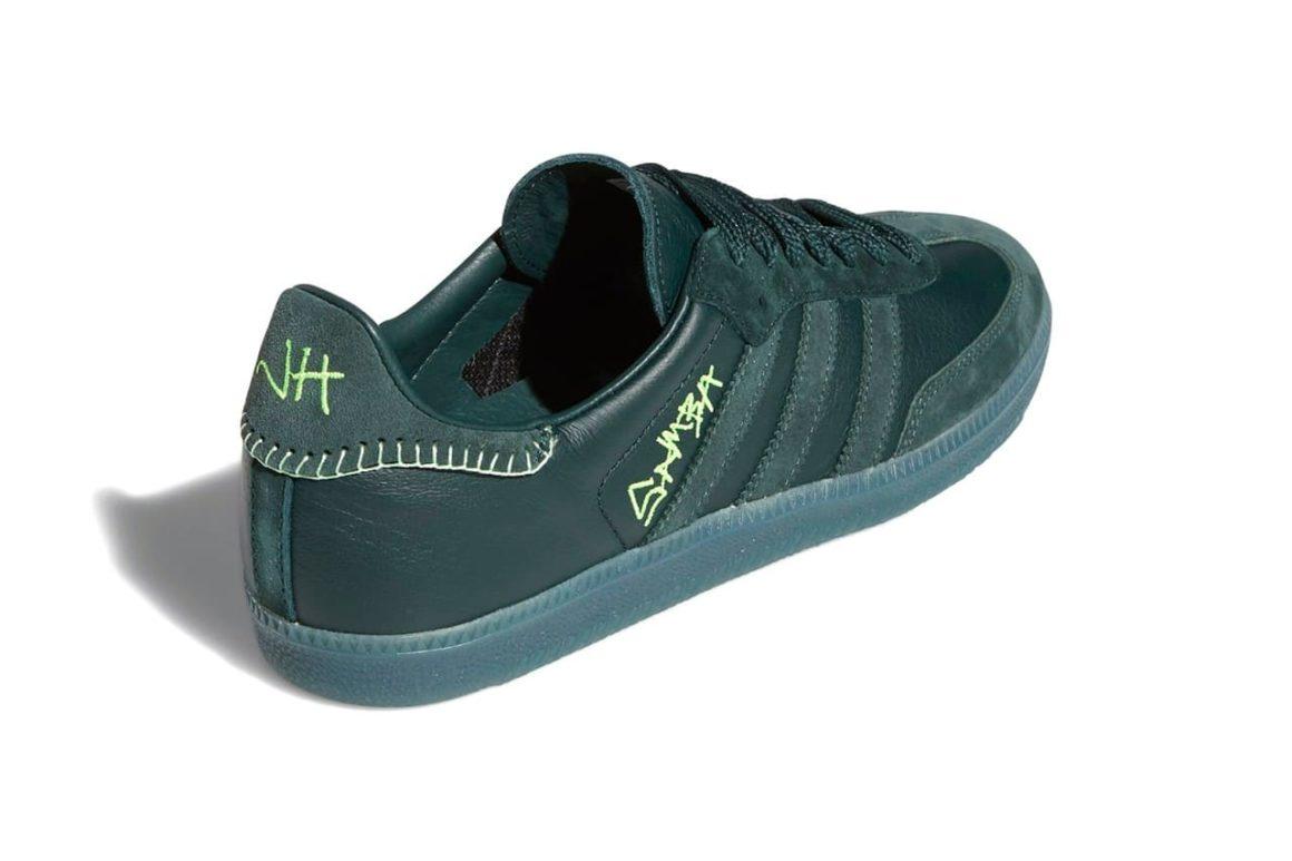 Jonah Hill x adidas Samba FW7458