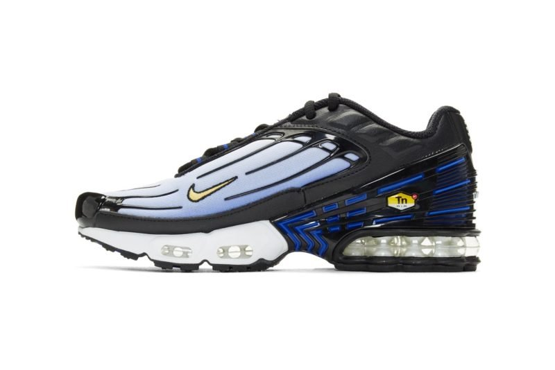 "Nike Air Max Plus 3 ""Hyper Blue"" – Release Infos 