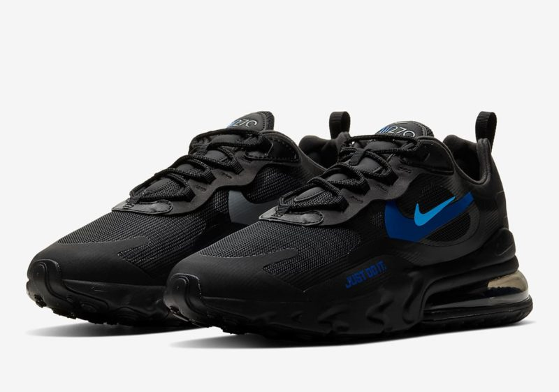 Nike Air Max React 270 Just Do It ct2203-001