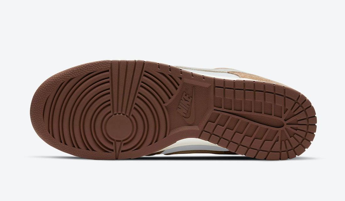 Nike Dunk Low Medium Curry DD1390-100