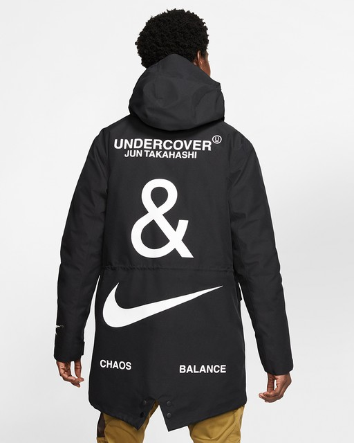 Undercover x Nike Winter Collection