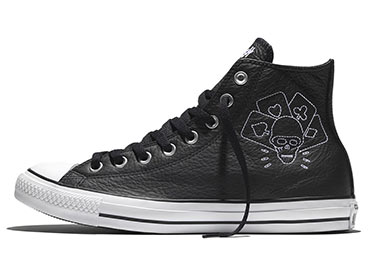 "The Converse Chuck Taylor ""The Clash"" Kollektion"