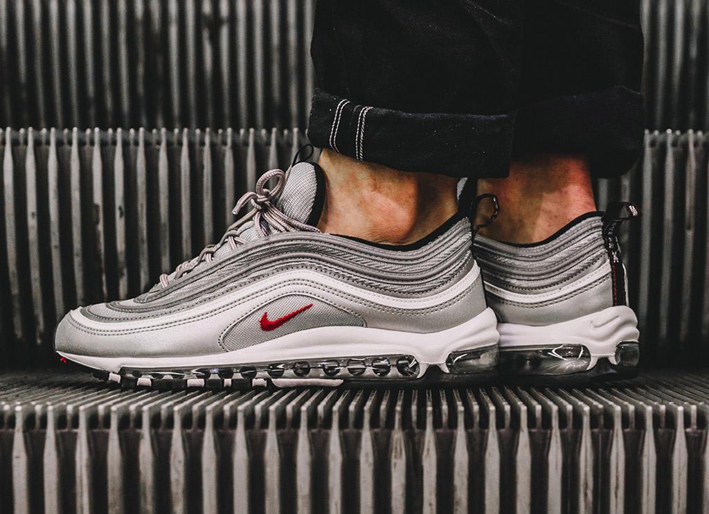 Nike Air Max´97 Silver Bullet