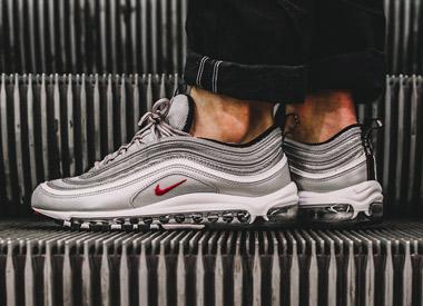 Nike Air Max ´97 Silver Bullet