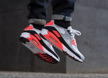 NikeAirmax90Flyknit