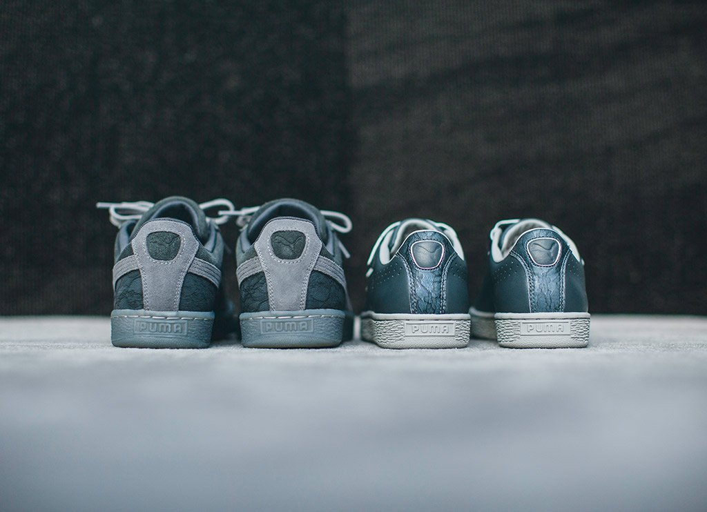 Puma Suede Grey Pack