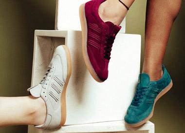 adidas Consortium Women's Samba Deep Hue