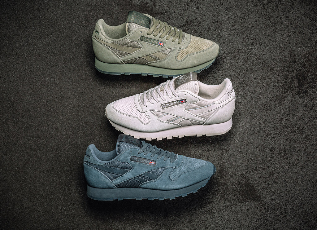 Reebok Classic Urban Descent Kollektion