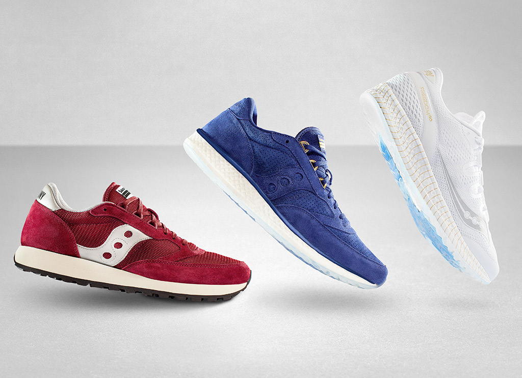 Saucony Freedom Trilogy Pack