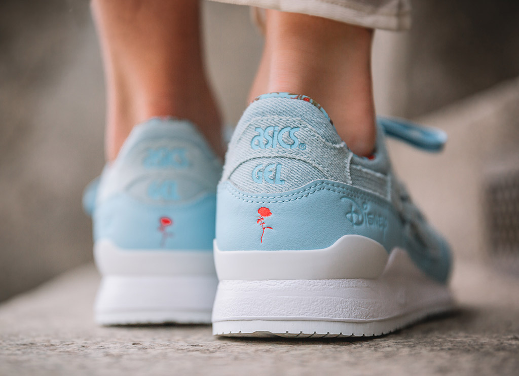 asics Tiger x Disney Beauty and Beast