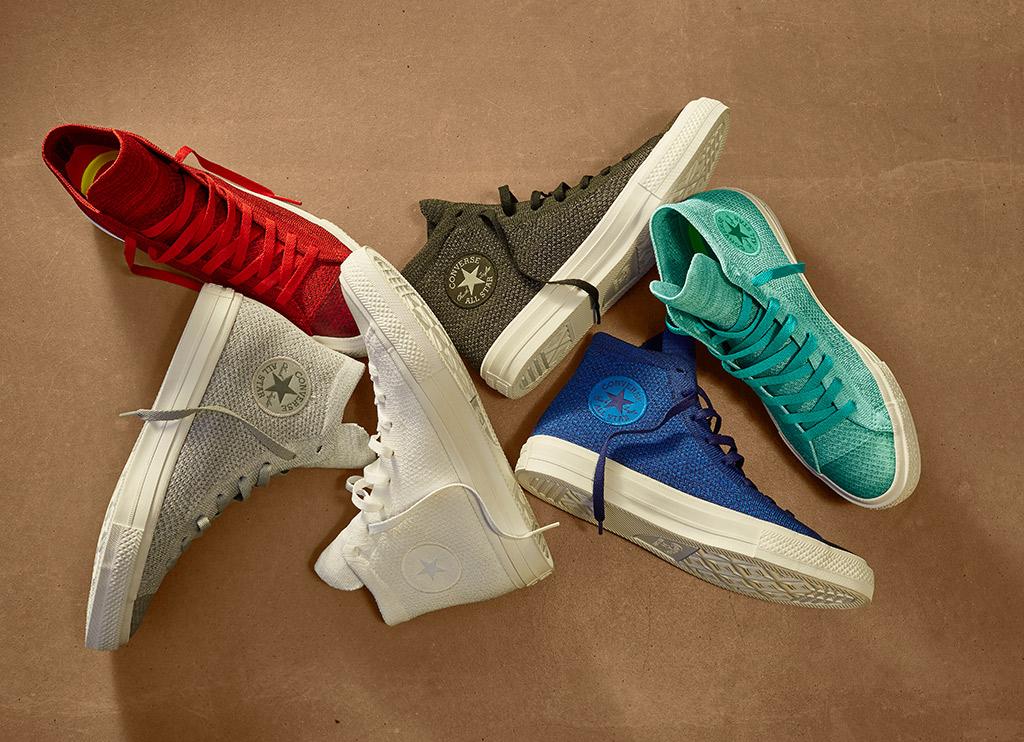 Converse Chuck Taylor Allstar x Nike Flyknit