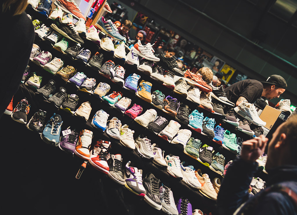 Kicks in the Hall Sneaker Convention