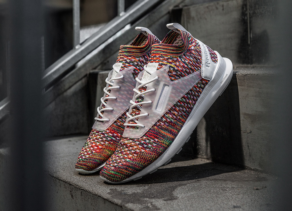 Reebok Zoku Runner Ultraknit Multicolour