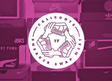 Caliroots Sneaker Swap Meet 2017