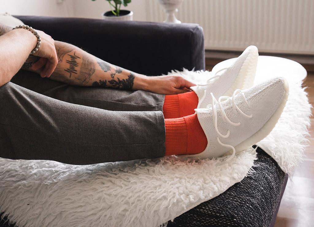 Felix Stein adidas Yeezy Boost 350