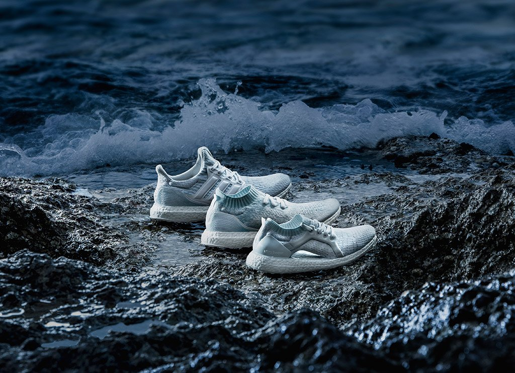 adidas x Parley for the Ocean Coral Bleach