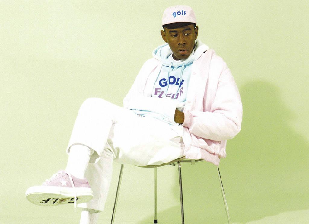 Tyler, The Creator x Converse x Golf Le Fleur Collection