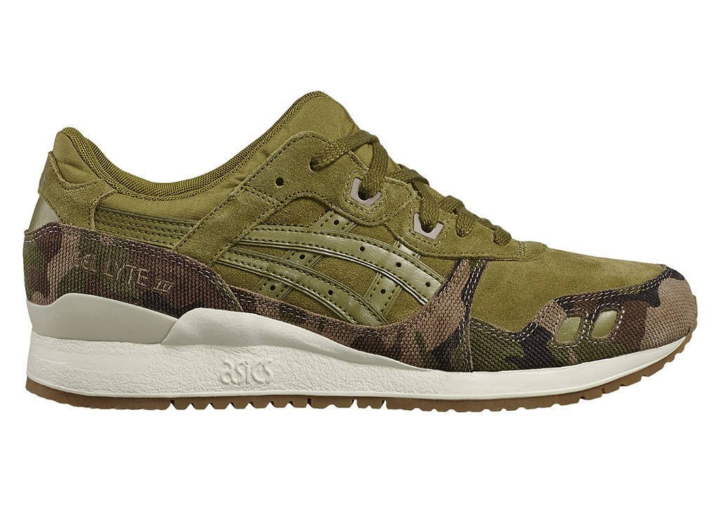 ASICS Tiger Forest Camo Pack