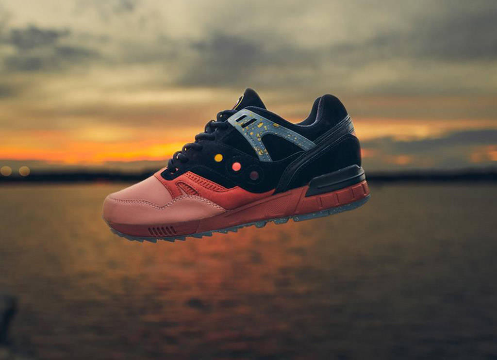 Saucony Grid SD Summernights