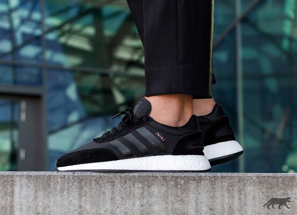 adidas Originals Iniki Runner Black