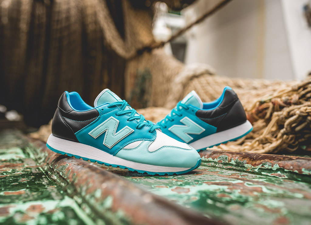 New Balance x Hanon Shop U520HNF Fisherman´s Blues