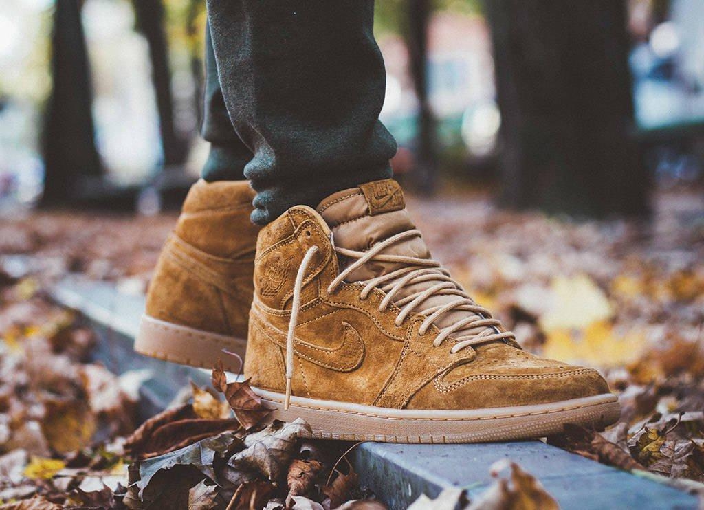 Nike Air Jordan Wheat Pack