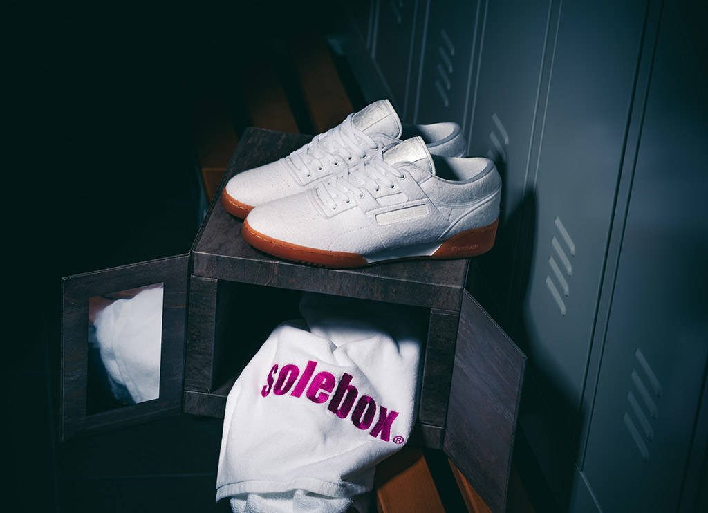 Solebox x Reebok Classic Year of Fitness