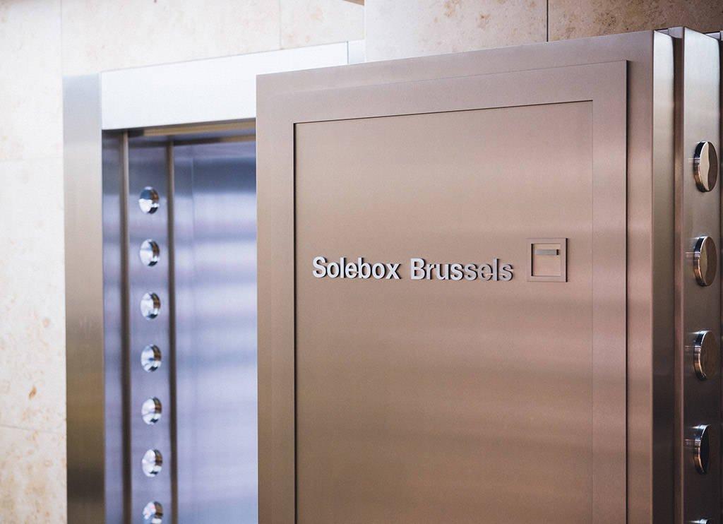 Solebox Brüssel