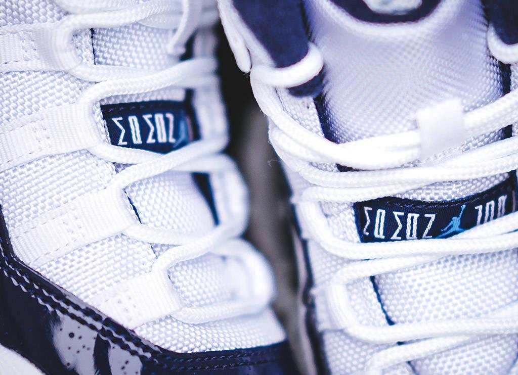 Air Jordan 11 Win like 82