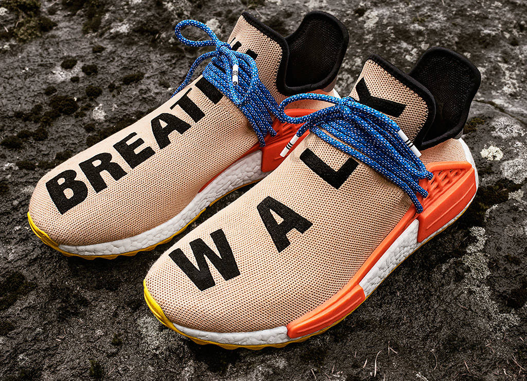 adidas Originals x Pharrell Williams NMD HU TRAIL HIKING PACK