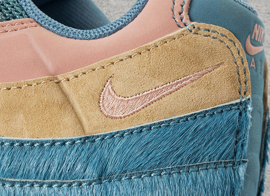 Nike Wmns Air Max 95 Fur Blue