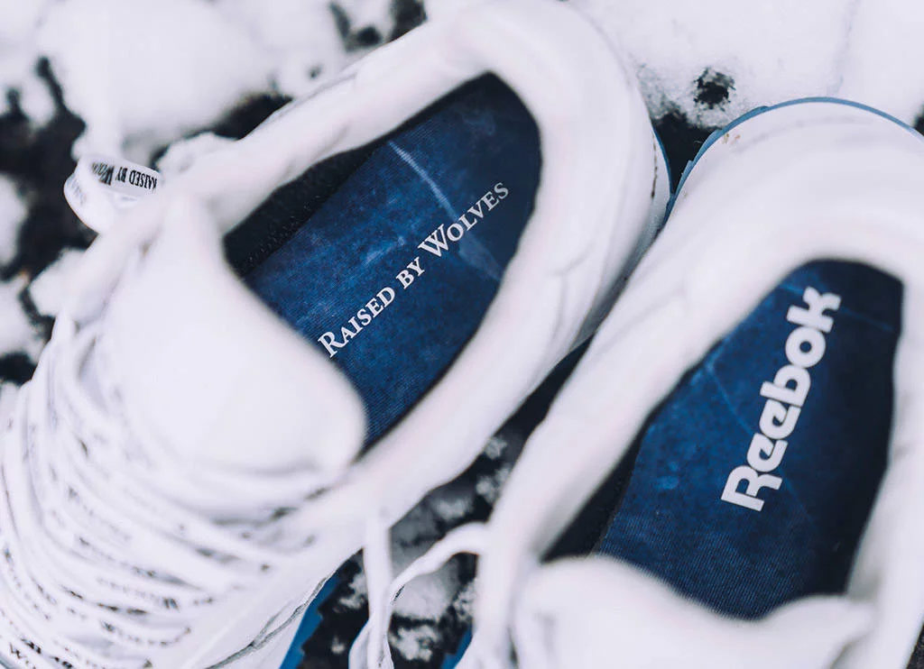 Raised by Wolves x Reebok Classic Leather Ripple GTX