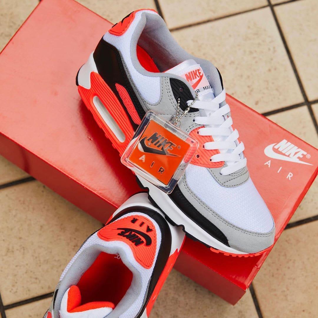 Nike Air Max 90 Infrared CT1685-100