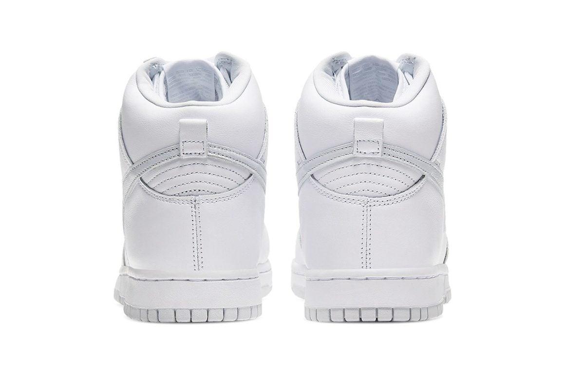 Nike Dunk High Pure Platinum CZ8149-101