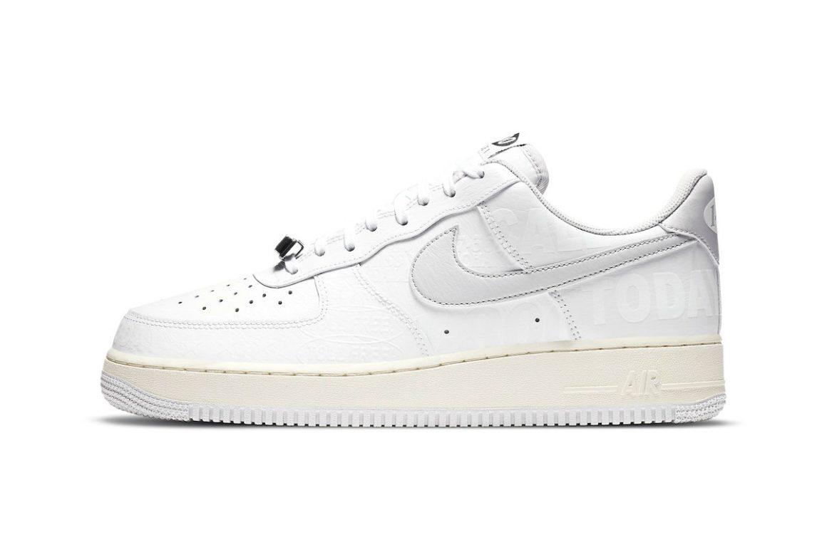 Nike Air Force 1 Low Toll Free CJ1631-100