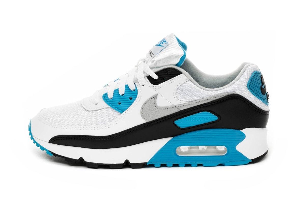 Nike Air Max 90 Laser Blue CJ6779-100