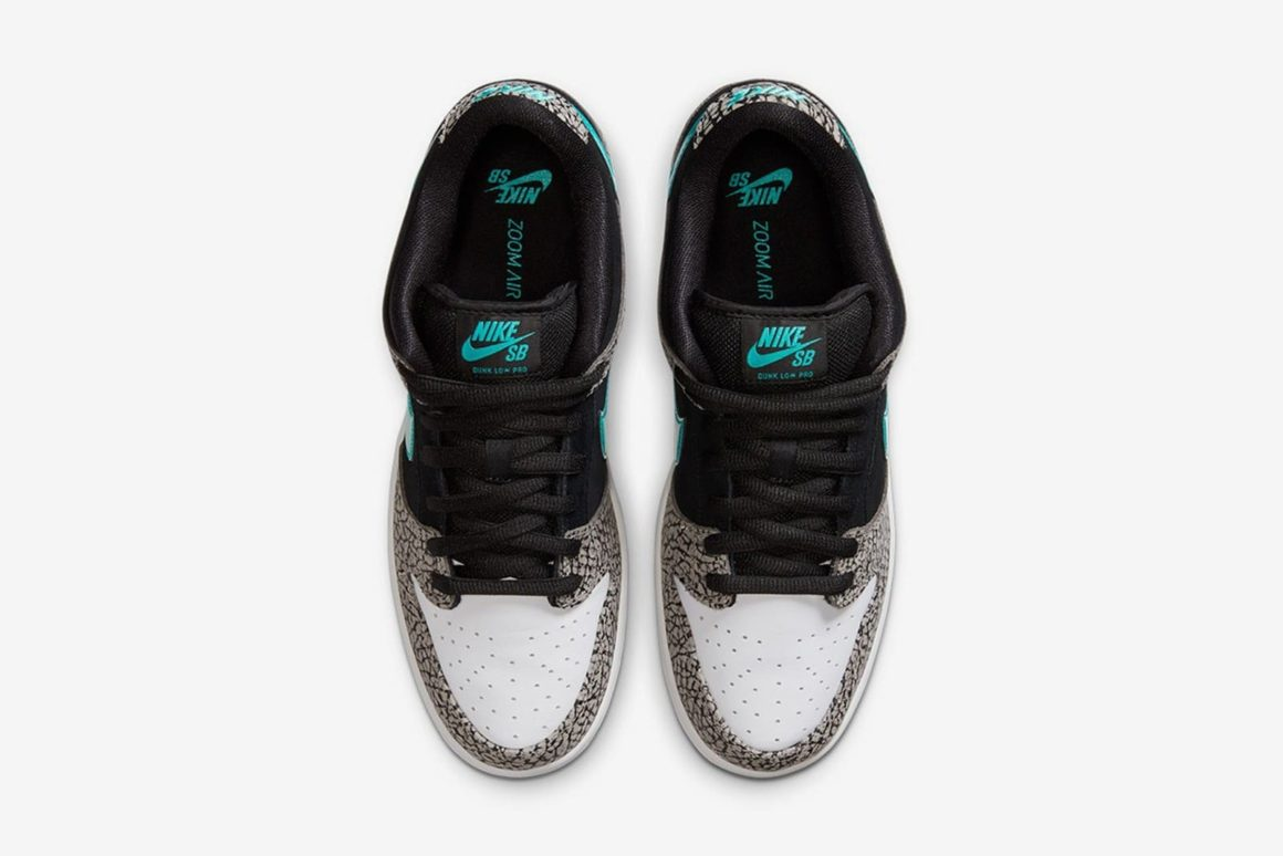 Nike SB Dunk Low atmos Elephant BQ6817-009