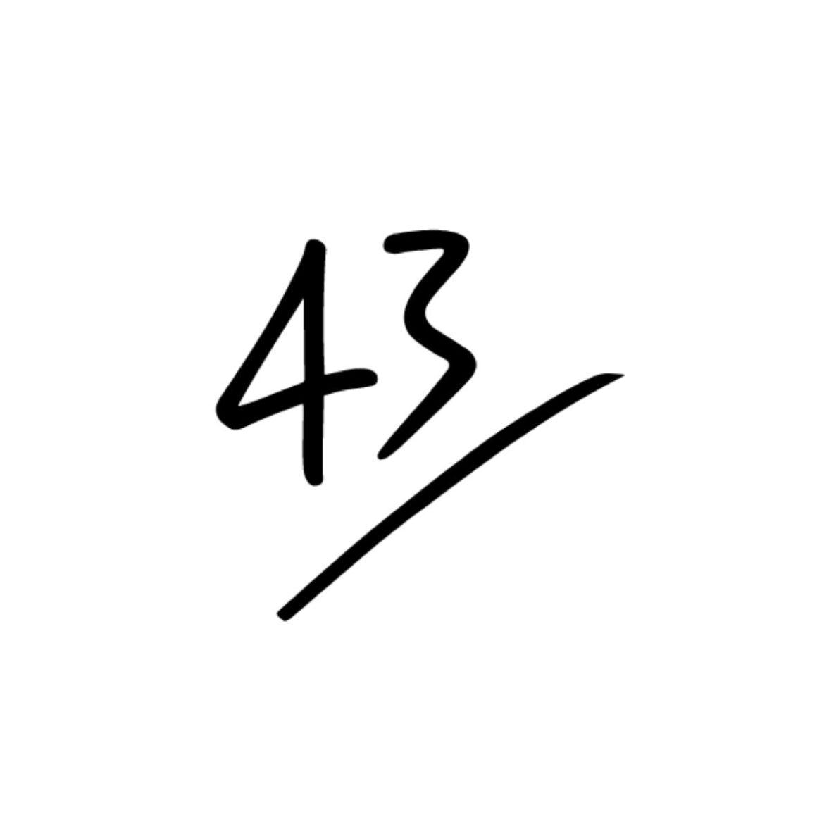 43einhalb-Logo