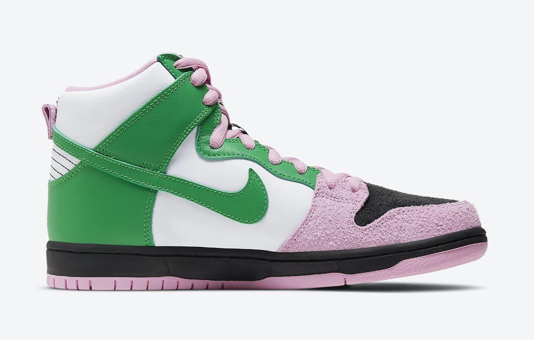 Nike-SB-Dunk-High-Invert-Celtics-CU7349-001