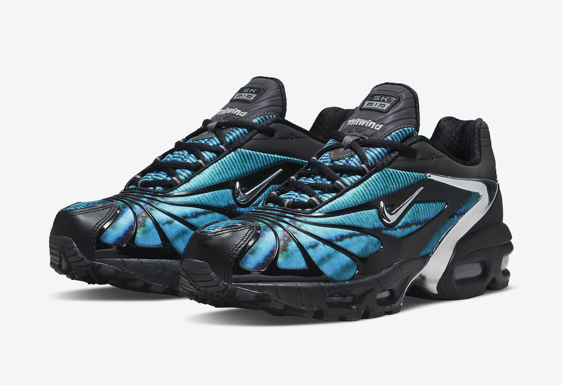 Skepta x Nike SK Air Max Tailwind 5 CQ8714-001