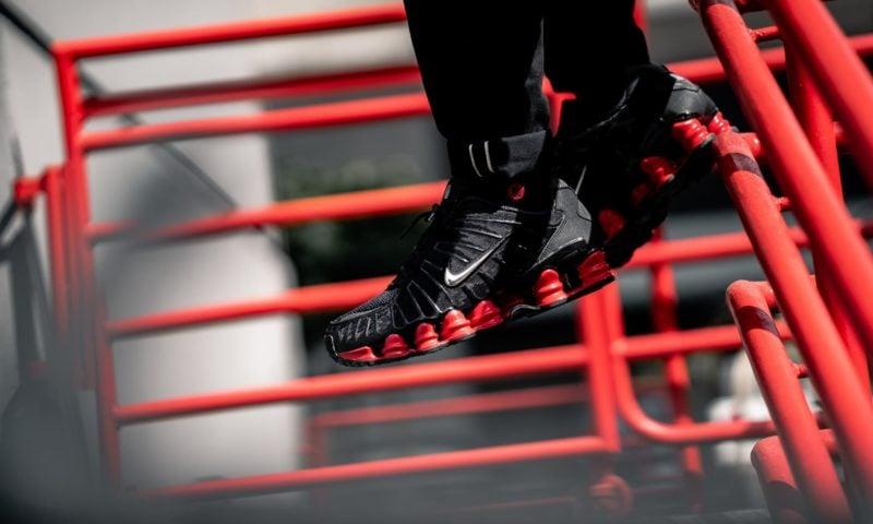 Skepta x Nike Shox TL CI0987-001