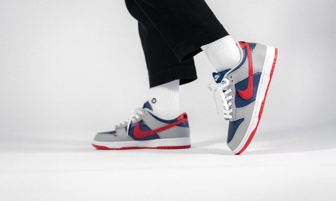 Nike Dunk Low SP Samba CZ2667-400